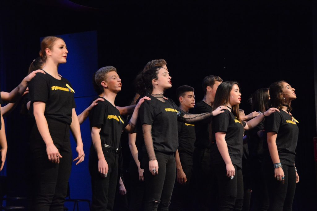 Broadway Night - South Lakes High School Chorus