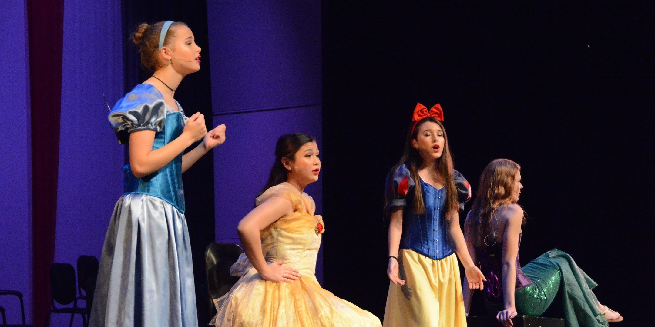 Broadway Night 2018-Princesses